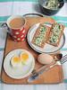 завтрак-верт (Horosho.Gromko.) Tags: food butter parsley lemon kitchen cooking recipe stepbystep compound compoundbutter еда масло петрушка лимон кухня книгаовкуснойиздоровойпище рецепт foodphoto фудфото plate plates dishes chinaware