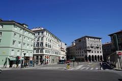 Trieste, Italy, April 2018