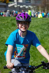 #POP2018  (221 of 230) (Philip Gillespie) Tags: pedal parliament pop pop18 pop2018 scotland edinburgh rally demonstration protest safer cycling canon 5dsr men women man woman kids children boys girls cycles bikes trikes fun feet hands heads swimming water wet urban colour red green yellow blue purple sun sky park clouds rain sunny high visibility wheels spokes police happy waving smiling road street helmets safety splash dogs people crowd group nature outdoors outside banners pool pond lake grass trees talking bike building sport