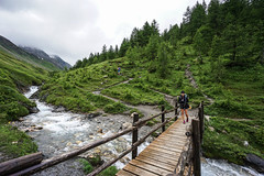 Tour du Mont Blanc (trailtopeakphoto) Tags: montblanc sonya6000 sony1018mm hiking hike france switzerland italy lafouly chamonix courmayeur champexlac contamines