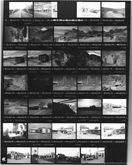 Film Photography: Road Trip 2018 Proof Sheet (masinka) Tags: proof sheet film photography blackandwhite bw analog timeless roadtrip 2018 travel nikonfe ilford delta 100 shootfilm ishootfilm