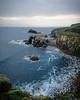 Stone Beach (Fabian Fortmann) Tags: south england cornwall lands end coast water sea gb vacation roadtrip