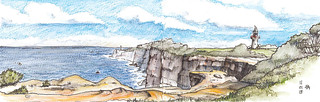 Sydney Cliff Walk 150418