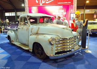 Chevrolet pick-up 305ciu V8