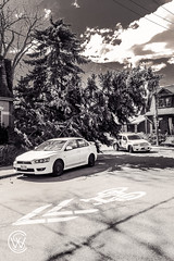 nearMiss.jpg (christophersears94) Tags: toronto iphonese ontario canada ronnyvillage urban street ca