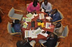 ELD Kick-off Workshop at ICRAF, Nairobi