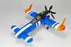 SkyRacer (Red Spacecat) Tags: skyracer lego moc aircraft airplane turboprop propellor redspacecat plane racer bfva2018 swooshable airrace needssponsors skyfi dieselpunk