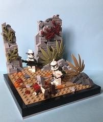 Mission 14.1 (Bric_) Tags: lego star wars 253rd legion