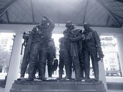 RAF Bomber Command Memorial, Philip Jackson (Sculptor), Hyde Park Corner, London (20) (f1jherbert) Tags: canonpowershotsx620hs canonpowershotsx620 canonpowershot sx620hs canonsx620 powershotsx620hs canon powershot sx620 hs powershotsx620 powershoths londonengland londongreatbritian londonunitedkingdom greatbritain unitedkingdom london england uk gb great britain united kingdom sculptures art sculptors