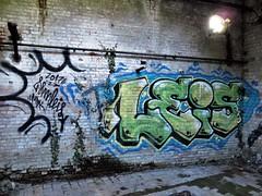 Leis / Malmar - 4 mei 2018 (Ferdinand 'Ferre' Feys) Tags: gent ghent gand belgium belgique belgië streetart artdelarue graffitiart graffiti graff urbanart urbanarte arteurbano ferdinandfeys