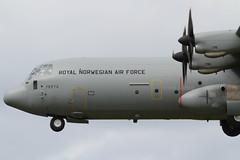 (scobie56) Tags: lockheed c130j30 5699 froya 335 skv gardermoen royal norwegian air force luftforsvaret rnoaf exercise joint warrior 2018 raf lossiemouth lossie moray scotland
