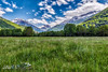 Spring view of the Alps, as seen from a mountain pasture in Allemont_5256 (George Vittman) Tags: landscape alps france frenchalps mountains spring color sky naturephotography jav61photography jav61 ngc