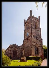 St Helens NW (veggiesosage) Tags: ashbydelazouch leicestershire aficionados gx20 grade1listed church sthelens