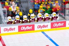 LV_Hokejs-5 (KEEP_ON_BRICKING) Tags: iihf latvia mens national ice hockey team world championship denmark 2018 lego minifigure icehockey legoman awesome epic cool big icehockeyfield legoicehockey amazing latvija fan lielfans kopāspēks komanda izlase keeponbricking