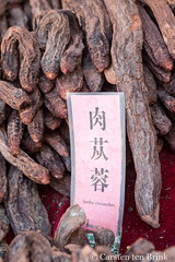 Dunhuang dried produce (10b travelling / Carsten ten Brink) Tags: 10btravelling 2017 asia asian asien carstentenbrink china chine chinese dunhuang gansu gansucorridor gansuprovince hexi hexicorridor iptcbasic prc peoplesrepublicofchina silkroad corridor herbs province tenbrink 中华人民共和国 中国 甘肃