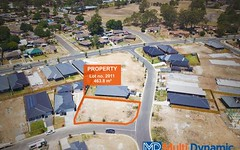 Lot 2011, 2011/5 Nandewar Place, Airds NSW