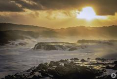 No Entry (John_Armytage) Tags: nelsonbay boatharbour sunrise seascape portstephens storm bigswell surf wave bigwave johnarmytage