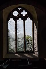 133-2018-365 Millennium Window, Boldre Church (Explored) (graber.shirley) Tags: newforest
