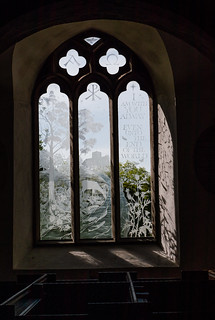 133-2018-365 Millennium Window, Boldre Church (Explored)