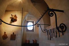 Замок Шенонсо Кухня InterNetri  France 104