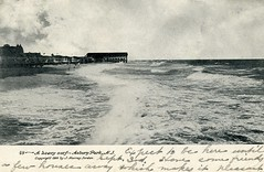 1751 (Ebenezer Maxwell Mansion) Tags: asbury park new jersey water sea postcards 1900s