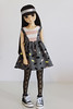 News for Twiggys! (icantdance) Tags: dollclothes msd twiggy elfdoll dress icantdance