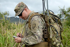 Electronic warfare training (Attack - Defend - Exploit) Tags: 25thinfantrydivision schofieldbarracks hawaii unitedstates us electronicwarfare