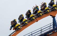 Dominator (zachclarke) Tags: dominator kingsdominion kd doswell virginia va richmond rva cedarfair bm floorlesscoaster floorless geaugalake nikon nikond5600 d5600 zachclarke zachclarke2 2018 may spring rollercoaster ride coaster themepark amusementpark