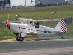G-BPUA EAA Biplane Private (Aircaft @ Gloucestershire Airport By James) Tags: gloucestershire airport gbpua eaa biplane private egbj james lloyds