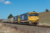 Lake Bathurst (Henry's Railway Gallery) Tags: 8135 8176 81class emd diesel clyde pn pacificnational containertrain freighttrain garbagetrain lakebathurst 2120