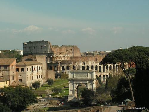 Римський форум, Рим, Італія InterNetri Italy 474
