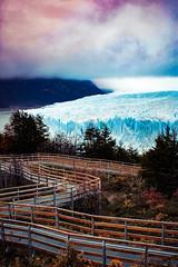 The El Moreno Glacier (benjamin.t.kemp) Tags: elmoreno glacier coloursinourworld colours clouds nature dramatic argentina colorsinourworld