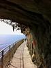 Cinque Terre Trail (prana widakso) Tags: travelight backpacker cinque terre italy riomaggiore village