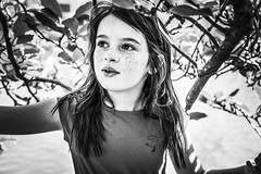 Mady at Alton Baker Park (pete4ducks) Tags: mady madelyn eugene oregon 2018 blackandwhite 500views