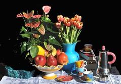 Un caffè... a colori (Melisenda2010) Tags: naturamorta stilllife coth