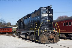 TVRM 5044 at Chattanooga, TN (KD Rail Photography) Tags: electromotivedivision emd gp382 diesellocomotive locomotive trains railroads transportation diesel chattanooga tennessee tennesseevalley tennesseevalleyrailroad