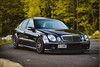Mercedes-Benz E55 AMG on TSW Nurburgring rotary forged wheels (tswalloywheels1) Tags: lowered coilovers mercedes benz e55 amg eclass slammed tsw nurburgring mesh staggered alloy wheels wheel rim rims aftermarket alloys rotary forged flow form