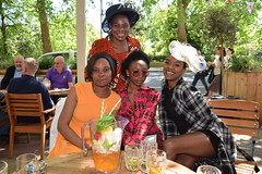 DSC_1839 Wintrade Rest and Recreation at The Swan Pub Bayswater Road and Hyde Park London with Justina Mutale Bridget John and Chereena Miller Drinking Pyms (photographer695) Tags: wintrade rest recreation the swan pub bayswater road hyde park london with justina mutale bridget john chereena miller drinking pyms