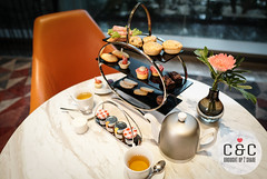 DSC00036 (Chris & Christine (broughtup2share.com)) Tags: sofitel damansara kualalumpur kl hotel afternoon tea hitea desserts pastries