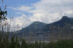 les Grangettes (bulbocode909) Tags: vaud suisse grangettes noville nature montagnes nuages paysages roseaux vert bleu villes montreux lacléman lacs printemps groupenuagesetciel