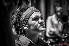 Castelleras . (Alex Nebot) Tags: portrait retrat nikon d7200 sigma 18300 girl daniela barcelona barcelone gracia plaçadelavila diada castellera castells castellers humantowers city citta ciudad catalonia catalunya