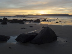 Sunrise (Baractus) Tags: sunrise john oates hawleybeach tasmania australia inala nature tours