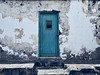 Blaue Tür ; Blue Door ; Azul Puerta. (wolfgang.hofmeister) Tags: pozonegro blau tür spanien kanaren fuerteventura