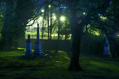 Queen Street Cemetery, Walsall 02/02/2018 (Gary S. Crutchley) Tags: queen street cemetery victorian graves gravestones headstones monument uk great britain england united kingdom urban town townscape walsall walsallflickr walsallweb black country blackcountry staffordshire staffs west midlands westmidlands nikon d800 history heritage local night shot nightshot nightphoto nightphotograph image nightimage nightscape time after dark long exposure evening travel slow shutter raw