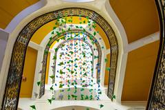 (Laszlo Horvath.) Tags: budapest budapest100 hungary architecture circularstaircase circularstairs staircase origami paperbirs birds jelky andrás iparművészeti szakgimnázium