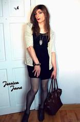 Sunday Jess (jessicajane9) Tags: tg crossdressing tranny lgbt tgurl crossdresser transvestite cd travesti xdress transgender feminization trans crossdress tgirl m2f tv