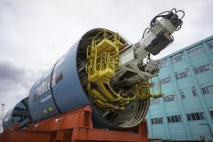 Millicent (McTumshie) Tags: 20180513 london millicent tbm thamestidewaytunnel tideway tunnelboringmachine civilengineering supersewer tunnel tunneling england unitedkingdom