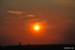 Небо Захід сонця InterNetri Ukraine  09