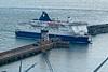 Entering Port (Geoff Henson) Tags: ferry boat ship harbour port dock jetty pier sea ocean cranes lighthouse dover kent