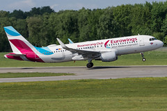 Eurowings / A320 / D-AEWM / EDDH 33 (_Wouter Cooremans) Tags: ham eddh hamburg spotting spotter avgeek aviation airplanespotting eurowings a320 daewm 33 boomerang club boomerangclub